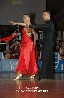 Benedetto Ferruggia & Claudia Köhler at 51st City of Gold Cup