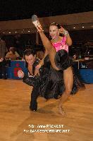 Pawel Tekiela & Aleksandra Konstantinova at 51st City of Gold Cup