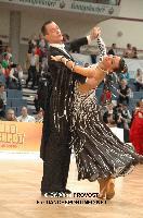 Csaba László & Viktoria Pali at