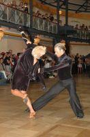 Cedric Meyer & Angelique Meyer at German Open 2006