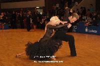 Cedric Meyer & Angelique Meyer at 47. Goldstadtpokal