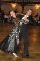 Daniele Gallaro & Kimberly Taylor at German Open Championships 2009