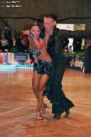 Eugene Katsevman & Maria Manusova at German Open 2005