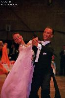 Marek Kosaty & Paulina Glazik at German Open 2005