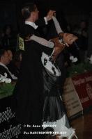 Andrea Zaramella & Letizia Ingrosso at German Open 2006