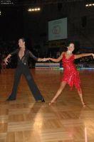 Sergey Sourkov & Agnieszka Melnicka at German Open 2006
