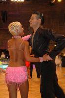Dorin Frecautanu & Roselina Doneva at German Open 2006