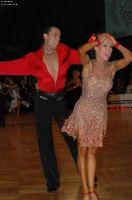 Emanuele Soldi & Elisa Nasato at German Open 2006