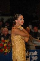 Joel Gonzalez & Ariadna Gil at 48. Goldstadtpokal