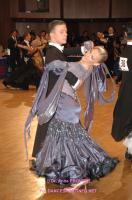 Anton Skuratov & Alona Uehlin at Goldstadtpokal 2011