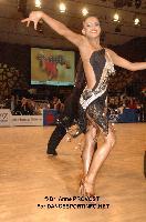 Mykhaylo Bilopukhov & Anastasiya Shchipilina at 51st City of Gold Cup