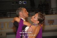 Grant Barratt-thompson & Mary Paterson at World Professional Standard Championship