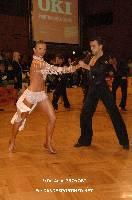 Denys Drozdyuk & Antonina Skobina at German Open Championships 2009