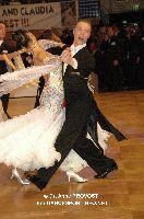 Sergei Konovaltsev & Olga Konovaltseva at IDSF World Standard Championships