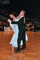 Sergei Konovaltsev & Olga Konovaltseva at German Open 2005