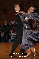 Sergei Konovaltsev & Olga Konovaltseva at 49. Goldstadtpokal