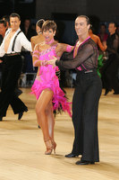 Stefan Green & Adriana Sigona at UK Open 2010
