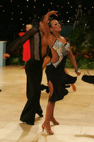 Daniel Juvet & Zuzana Sykorova at UK Open 2010