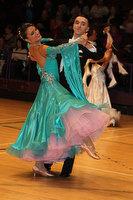 Stas Portanenko & Nataliya Kolyada at The International Championships