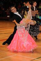 Stanislav Wakeham & Laura Nolan at International Championships 2011