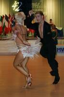 Jurij Batagelj & Jagoda Batagelj at Savaria 2007