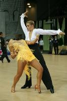 Jurij Batagelj & Jagoda Batagelj at 43rd Savaria Dance Festival