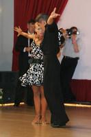 Jurij Batagelj & Jagoda Batagelj at 8th Kistelek Open