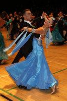 Alex Sindila & Katie Gleeson at The International Championships