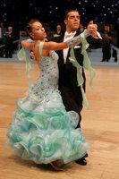 Isaia Berardi & Cinzia Birarelli at UK Open 2008