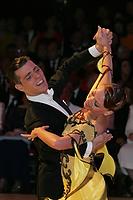 Isaia Berardi & Cinzia Birarelli at Blackpool Dance Festival 2008