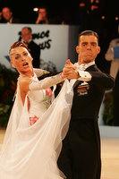 Isaia Berardi & Cinzia Birarelli at UK Open 2010