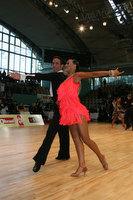 Massimo Arcolin & Lyubov Mushtuk at World Amateur Latin Championships