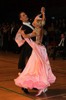 Anton Lebedev & Anna Borshch at The International Championships
