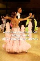 Anton Lebedev & Anna Borshch at UK Open 2009