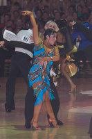 Andrej Skufca & Melinda Torokgyorgy at Blackpool Dance Festival 2011