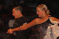 Sam Hunter & Charlotte Plant at The International Championships