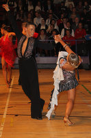 Sam Hunter & Charlotte Plant at The International Championships