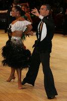 Ryan Mcshane & Ksenia Zsikhotska at International Championships 2011