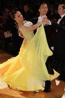 Victor Fung & Anastasia Muravyova at The International Championships