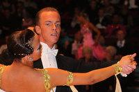 Sergey Kravchenko & Lauren Oakley at The International Championships