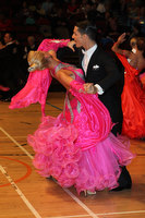Pasquale Farina & Sofie Koborg at The International Championships