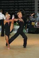 Peter Stokkebroe & Kristina Stokkebroe at Savaria 2006