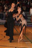 Mykyta Serdyuk & Anna Krasnishapka at The International Championships