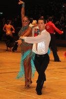 David Barnes & Loren James at The International Championships