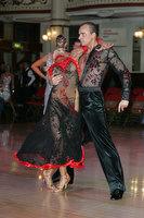 Evgen Grytsak & Tetyana Sushynska at