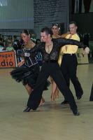 Mikhail Solovyev & Kristina Tsvetkova at