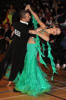 Maksym Rublyuk & Marina Aleshina at International Championships 2011