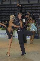 Jesper Birkehoj & Anna Anastasiya Kravchenko at Savaria 2006