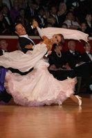 Simone Segatori & Annette Sudol at The International Championships