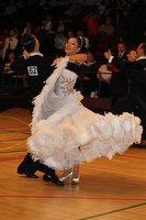 Jim Chen & Anita Chen at International Championships 2011